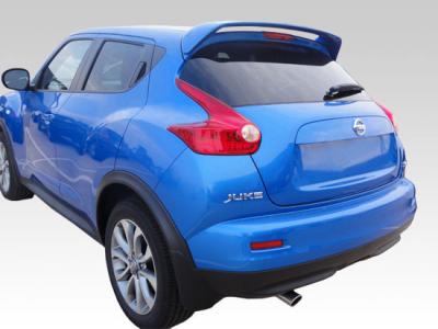 Spoilers - Custom Wing - DAR Spoilers - Nissan Juke DAR Spoilers OEM Look Roof Wing w/o Light ABS-746