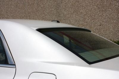DAR Spoilers - Chrysler 300 DAR Spoilers Custom Rear Wing w/o Light ABS-751