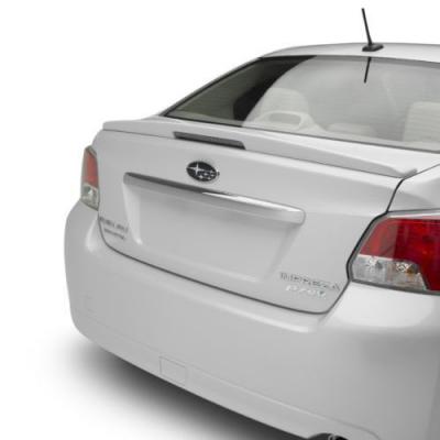 Spoilers - Custom Wing - DAR Spoilers - Subaru Impreza DAR Spoilers OEM Look Flush Wing w/ Light ABS-759