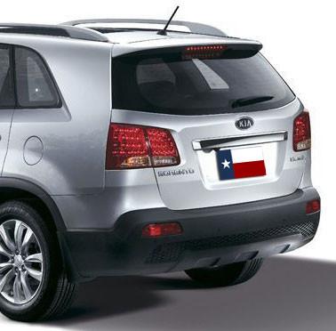 Spoilers - Custom Wing - DAR Spoilers - Kia Sorento DAR Spoilers OEM Look Roof Wing w/o Light ABS-775