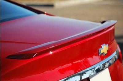 Spoilers - Custom Wing - DAR Spoilers - Chevrolet Impala DAR Spoilers OEM Look Trunk Lip Wing w/o Light ABS-776