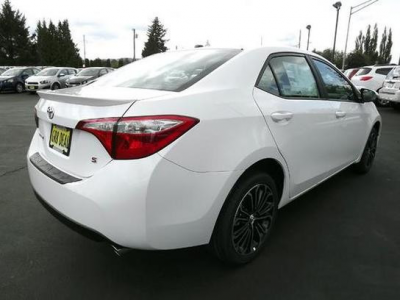 Spoilers - Custom Wing - DAR Spoilers - Toyota Corolla DAR Spoilers OEM Look Trunk Lip Wing w/o Light ABS-779