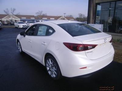 Spoilers - Custom Wing - DAR Spoilers - Mazda 3 DAR Spoilers OEM Look Trunk Lip Wing w/o Light ABS-782