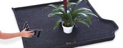 Car Interior - Floor Mats - Nifty - Volkswagen Touareg Nifty Cargo Logic Floor Guard Liners