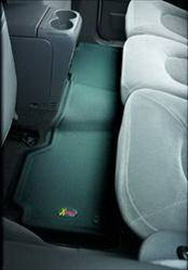 Car Interior - Floor Mats - Nifty - GMC Acadia Nifty Xtreme Catch-All Floor Mats