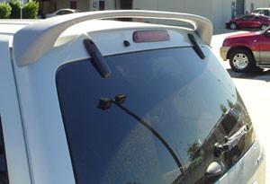 Spoilers - Custom Wing - DAR Spoilers - Mercury Mariner DAR Spoilers Custom Roof Wing w/o Light FG-003