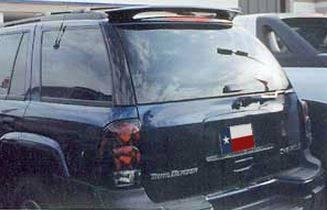 Spoilers - Custom Wing - DAR Spoilers - Gmc Envoy (Not Xl) DAR Spoilers Custom Roof Wing w/o Light FG-028