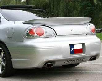 Spoilers - Custom Wing - DAR Spoilers - Pontiac Grand Prix (Large) DAR Spoilers Custom Flush Wing w/o Light FG-049