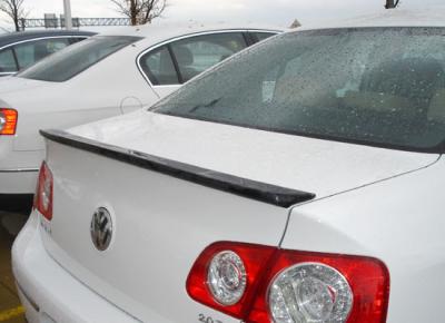 Spoilers - Custom Wing - DAR Spoilers - Volkswagen Passat DAR Spoilers Custom Trunk Lip Wing w/o Light FG-052