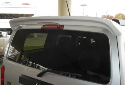 Spoilers - Custom Wing - DAR Spoilers - Dodge Nitro (Large) DAR Spoilers Custom Roof Wing w/o Light FG-074