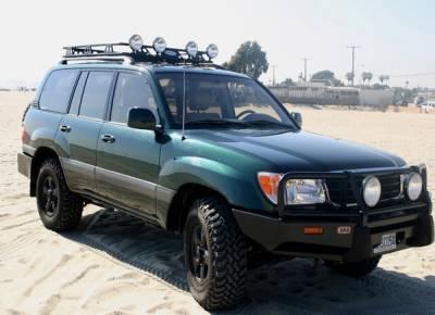 SUV Truck Accessories - Cargo Racks - Hildebrandt USA - Hildebrandt Cargo Rack Pak-Rak - 50-4248
