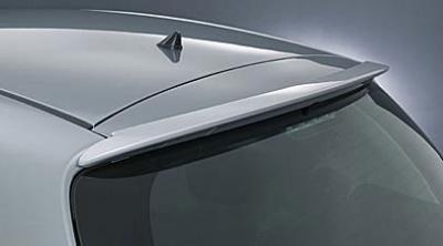 Spoilers - Custom Wing - DAR Spoilers - Toyota Yaris 3-Dr Liftback DAR Spoilers OEM Look Trunk Lip Wing w/o Light FG-084