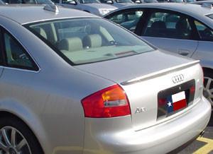 DAR Spoilers - Audi A6 DAR Spoilers OEM Look Trunk Lip Wing w/o Light FG-126