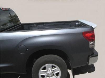 Spoilers - Custom Wing - DAR Spoilers - Toyota Tundra Pick Up DAR Spoilers Custom Tailgate Wing w/o Light FG-144