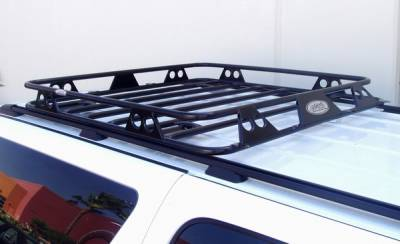 Suv Truck Accessories - Cargo Racks - Hildebrandt USA - Hildebrandt Cargo Rack Pak-Rak - 50-5478