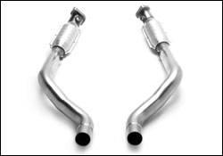 Exhaust - Catalytic Converter - MagnaFlow - MagnaFlow Direct Fit Performance Catalytic Converter - 16420