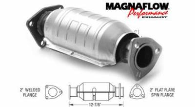 Exhaust - Catalytic Converter - MagnaFlow - MagnaFlow Direct Fit Catalytic Converter - 22623