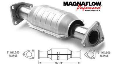 Exhaust - Catalytic Converter - MagnaFlow - MagnaFlow Direct Fit Catalytic Converter - 22625