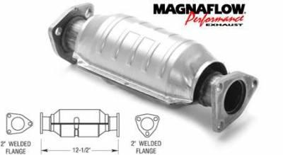 Exhaust - Catalytic Converter - MagnaFlow - MagnaFlow Direct Fit Catalytic Converter - 22631