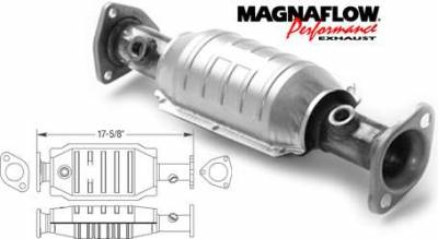 Exhaust - Catalytic Converter - MagnaFlow - MagnaFlow Direct Fit Catalytic Converter - 22639