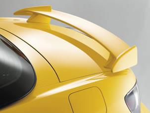 Spoilers - Custom Wing - DAR Spoilers - Honda S2000 DAR Spoilers OEM Look 3 Post Wing w/o Light FG-198
