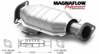 Exhaust - Catalytic Converter - MagnaFlow - MagnaFlow Direct Fit Catalytic Converter - 22765