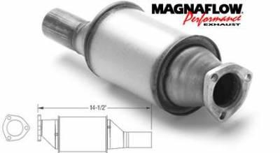 Exhaust - Catalytic Converter - MagnaFlow - MagnaFlow Direct Fit Catalytic Converter - 22952