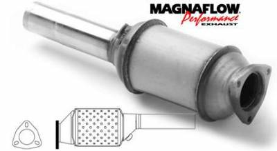 Exhaust - Catalytic Converter - MagnaFlow - MagnaFlow Direct Fit Catalytic Converter - 22957