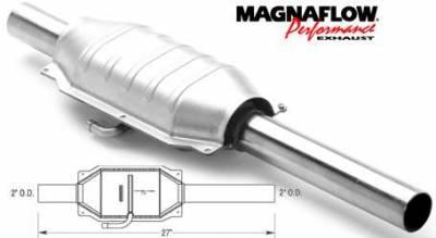 Exhaust - Catalytic Converter - MagnaFlow - MagnaFlow Direct Fit Catalytic Converter - 23222