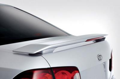 Spoilers - Custom Wing - DAR Spoilers - Kia Optima DAR Spoilers OEM Look 3 Post Wing w/ Light FG-231