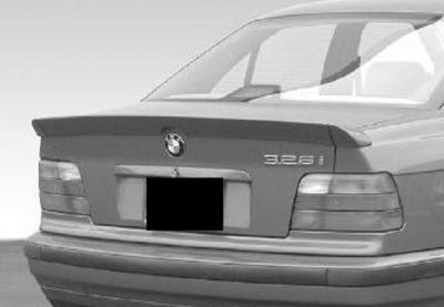 DAR Spoilers - Bmw 318Ti  DAR Spoilers OEM Look Flush Wing w/o Light FG-235