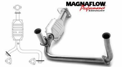 Exhaust - Catalytic Converter - MagnaFlow - MagnaFlow Direct Fit Catalytic Converter - 23256