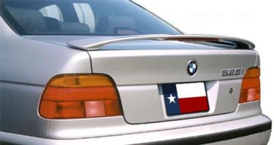 Spoilers - Custom Wing - DAR Spoilers - Mercedes CLK DAR Spoilers Custom 3 Post Wing w/ Light FG-246