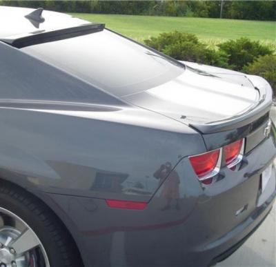 DAR Spoilers - Chevrolet Camaro DAR Spoilers Custom Rear Wing w/o Light FG-253