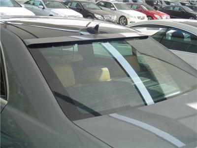 Spoilers - Custom Wing - DAR Spoilers - Mercedes E-Class Sedan DAR Spoilers OEM Look Rear Wing w/o Light FG-254