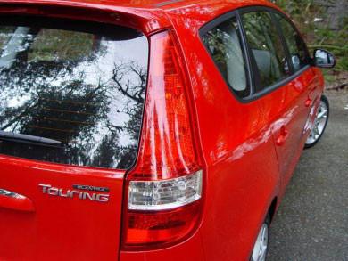 Spoilers - Custom Wing - DAR Spoilers - Hyundai Elantra Touring (Wagon) DAR Spoilers OEM Look Roof Wing w/o Light FG-257