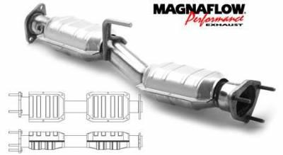 Exhaust - Catalytic Converter - MagnaFlow - MagnaFlow Direct Fit Catalytic Converter - 23313