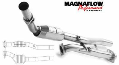 Exhaust - Catalytic Converter - MagnaFlow - MagnaFlow Direct Fit Catalytic Converter - 23314