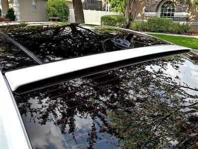 Spoilers - Custom Wing - DAR Spoilers - Mercedes E-Class Coupe DAR Spoilers OEM Look Rear Wing w/o Light FG-285