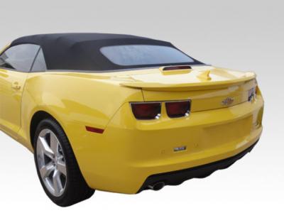 DAR Spoilers - Chevrolet Camaro Convertible DAR Spoilers OEM Look Trunk Lip Wing w/o Light FG-294