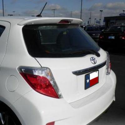 Spoilers - Custom Wing - DAR Spoilers - Toyota Yaris Hatchback DAR Spoilers OEM Look Roof Wing w/o Light FG-513
