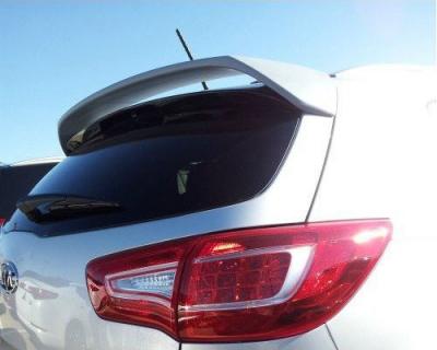 Spoilers - Custom Wing - DAR Spoilers - Kia Sportage DAR Spoilers OEM Look Roof Wing w/o Light FG-519