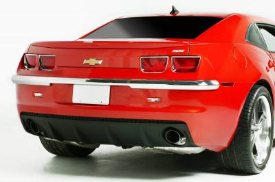 Camaro - Rear Bumper - Retro USA - Chevrolet Camaro Retro USA Rear Bumper - CA1RB-A