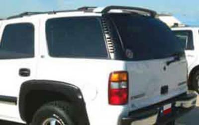 Spoilers - Custom Wing - DAR Spoilers - Chevrolet Tahoe (Not Z71) DAR Spoilers Custom Roof Wing w/o Light FG-520