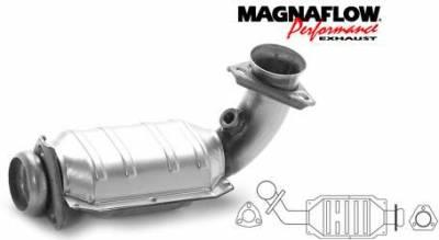 Exhaust - Catalytic Converter - MagnaFlow - MagnaFlow Direct Fit Catalytic Converter - 23409