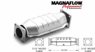 Exhaust - Catalytic Converter - MagnaFlow - MagnaFlow Direct Fit Catalytic Converter - 23446