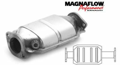 Exhaust - Catalytic Converter - MagnaFlow - MagnaFlow Direct Fit Rear Catalytic Converter - 23704