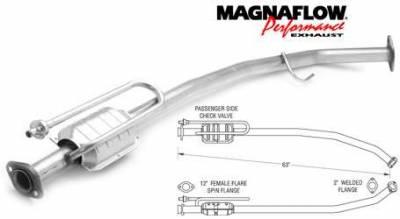 Exhaust - Catalytic Converter - MagnaFlow - MagnaFlow Direct Fit Catalytic Converter - 23862