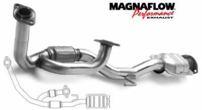 Exhaust - Catalytic Converter - MagnaFlow - MagnaFlow Direct Fit Catalytic Converter - 23880