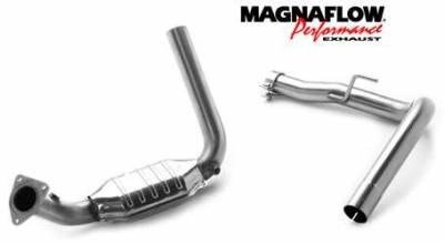 Exhaust - Catalytic Converter - MagnaFlow - MagnaFlow Direct Fit Catalytic Converter - 43418